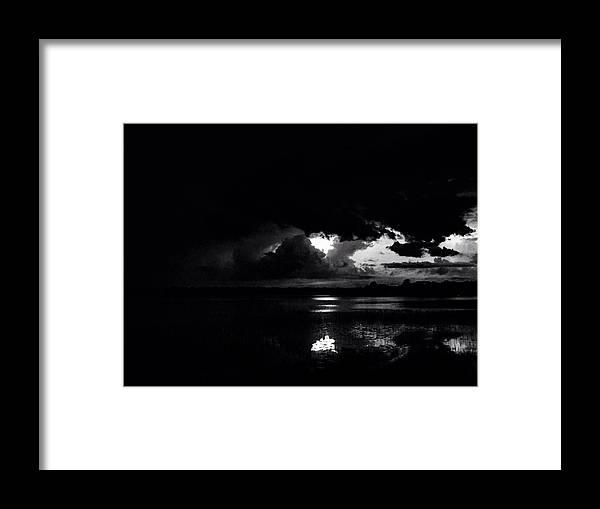Aegaeon Framed Print featuring the photograph Aegaeon's Hope by Ishtar Stillmank