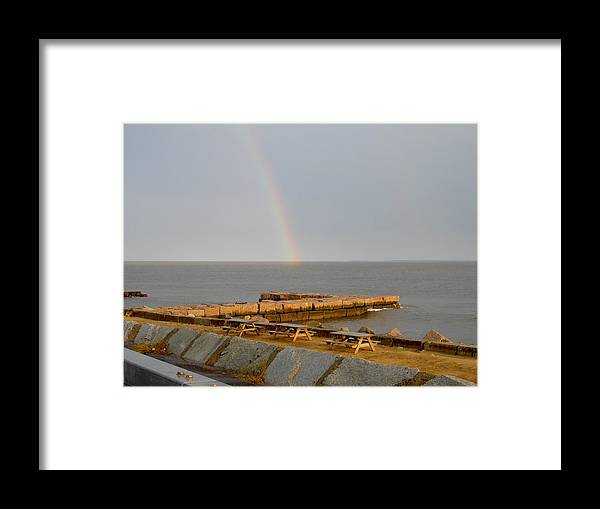 Water Framed Print featuring the photograph After by Robert Boyette