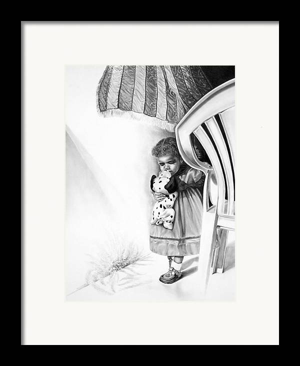 September 11 2001 Framed Print featuring the drawing After September by Dennis Rennock