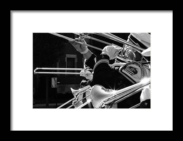 Purdue Framed Print featuring the photograph After The Game by Coby Cooper