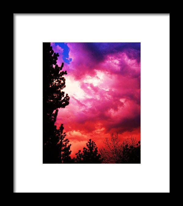 Storm Framed Print featuring the photograph After The Storm by Russell Barton