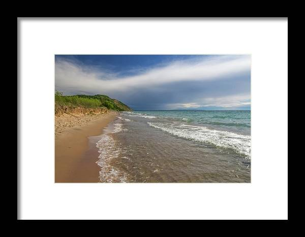 Storm Framed Print featuring the photograph After The Storm by Heather Kenward