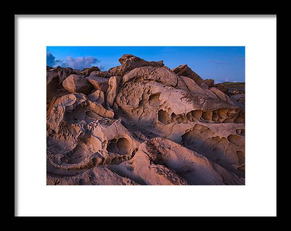 Maui Framed Print featuring the photograph Afterglow II by Thorsten Scheuermann