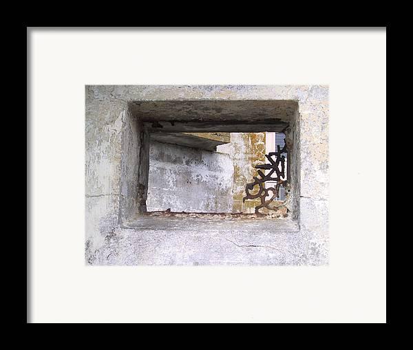 Alcatraz Framed Print featuring the photograph Alcatraz 2 by Kevin Callahan