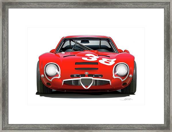 Repro box box ruso Alfa Romeo Giulia