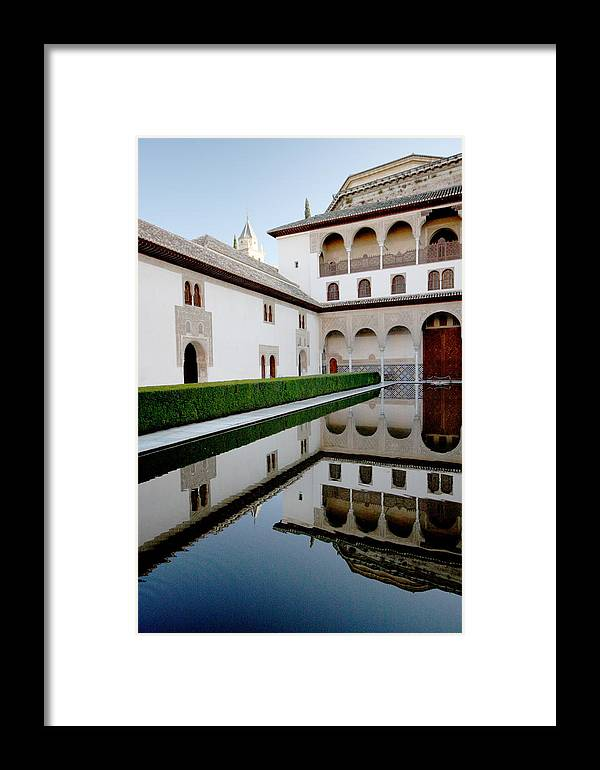 Alhambra Framed Print featuring the photograph Alhambra by Jason Hochman