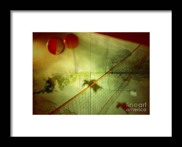 Pool Framed Print featuring the photograph All Good Things Come To An End by Jason Williams