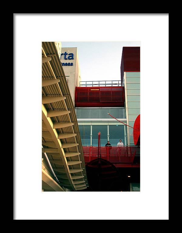 Jez C Self Framed Print featuring the photograph All Over The Place by Jez C Self