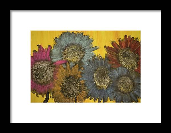 Framed Print featuring the photograph All The Pretty Flowers by Jeanette Alejandro