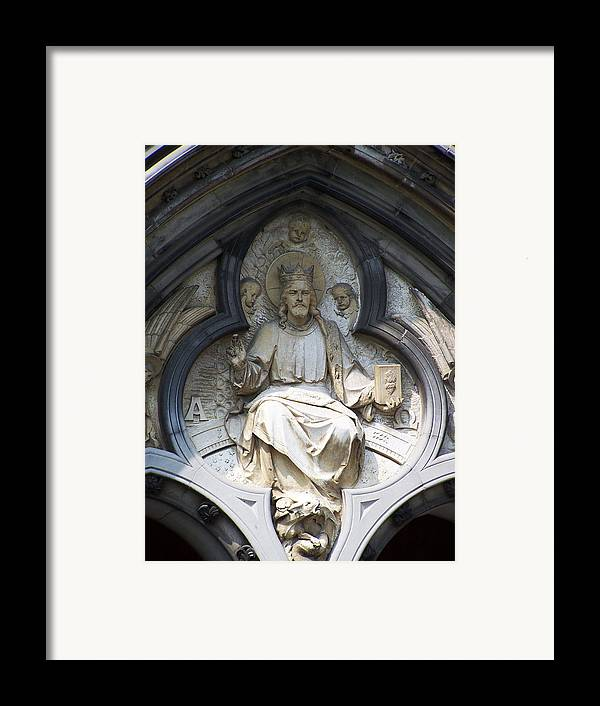 Ireland Framed Print featuring the photograph Alpha And Omega by Teresa Mucha