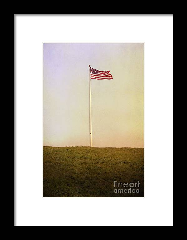 America Framed Print featuring the photograph American The Beautiful by Margie Hurwich