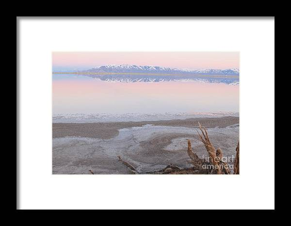 Nature Framed Print featuring the photograph An Island Sunset 3 by Tonya Hance