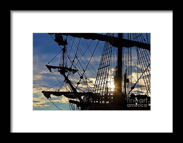 Andalucia Framed Print featuring the photograph Andalucia by Peter J Scott