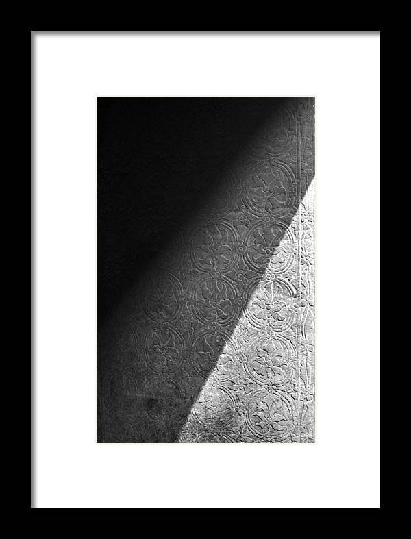 Angkor Wat Framed Print featuring the photograph Angkor Shadow by Marcus Best