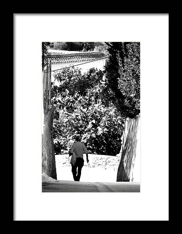 Photographer Framed Print featuring the photograph Another Day by Jez C Self