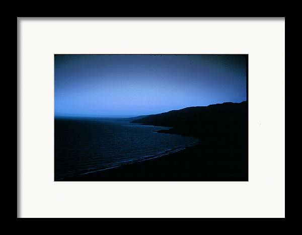 Framed Print featuring the photograph Another Day Light by Robert Larson