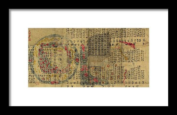 Antique Maps Old Cartographic Maps Antique Chinese Map Of The