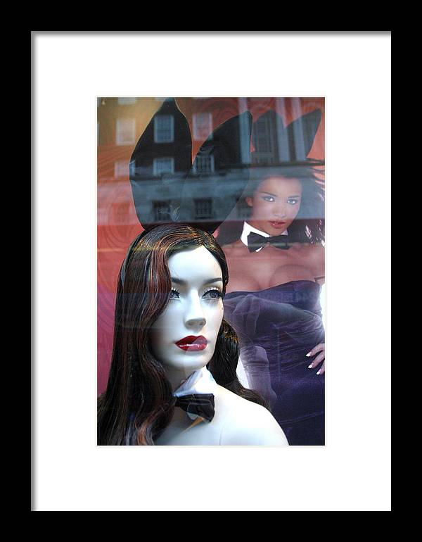 Photographer Framed Print featuring the photograph Aping by Jez C Self
