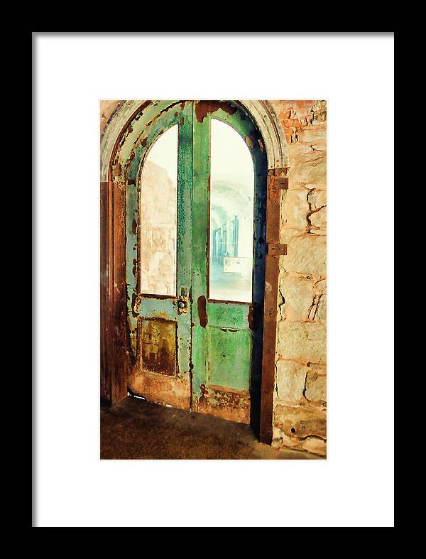 Eastern Framed Print featuring the photograph Arched Double by JAMART Photography