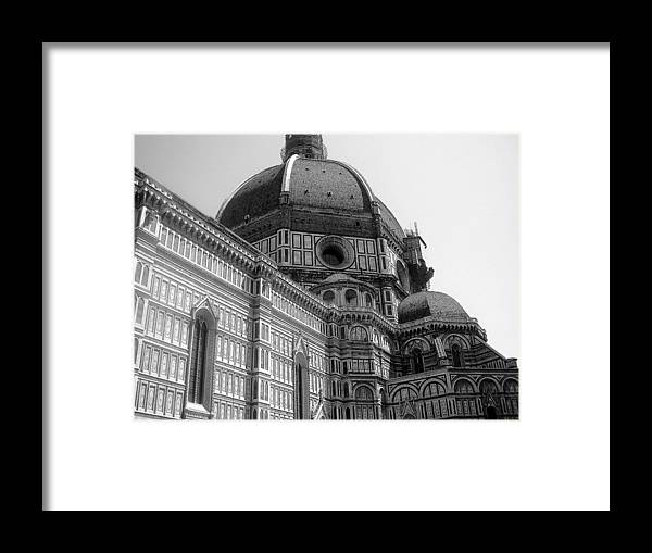Italy Framed Print featuring the photograph Architectural Wonder by Shelby Eagleburger
