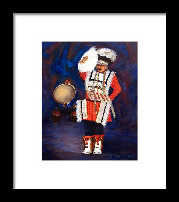 Alaska Framed Print featuring the painting Arctic Rhythms by Dianne Roberson
