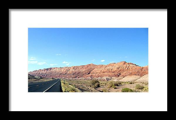 Arizona Framed Print featuring the photograph Arizona 17 by Will Borden