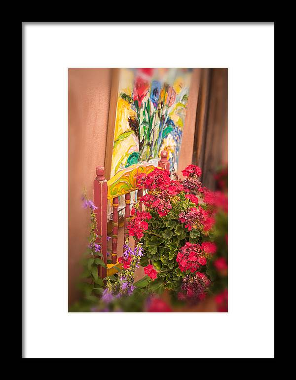 Art Framed Print featuring the photograph Art Imitates Life by Paul LeSage