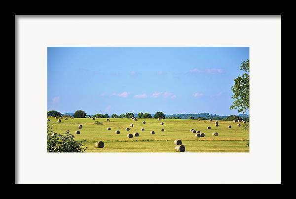 Landscapes Framed Print featuring the photograph As Far As You Can See by Jan Amiss Photography