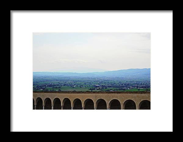 Asisi Framed Print featuring the photograph Asisi View by HazelPhoto