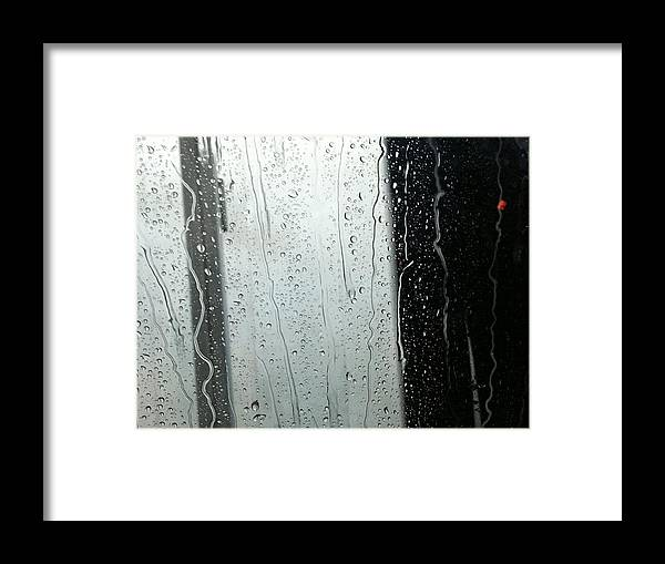 Car Wash Framed Print featuring the photograph At The Car Wash 17 by Marlene Burns