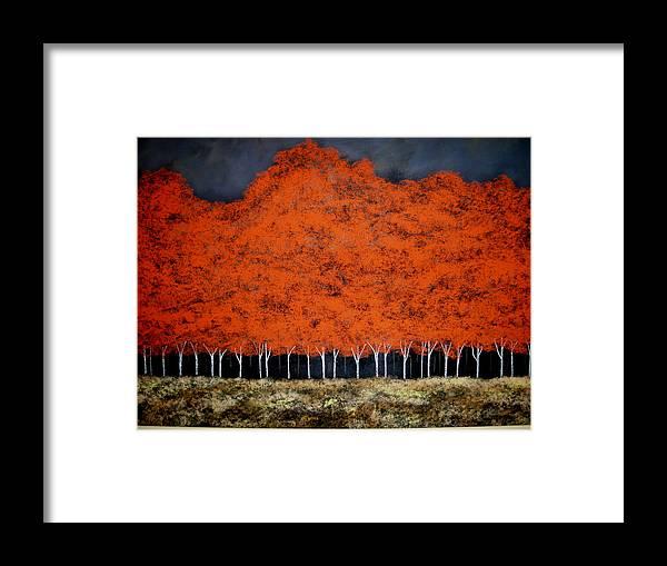 Autumn Sonata by Mark Schultz