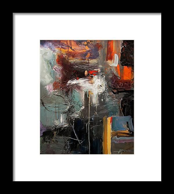 Awake Framed Print featuring the painting Awake by David McKee
