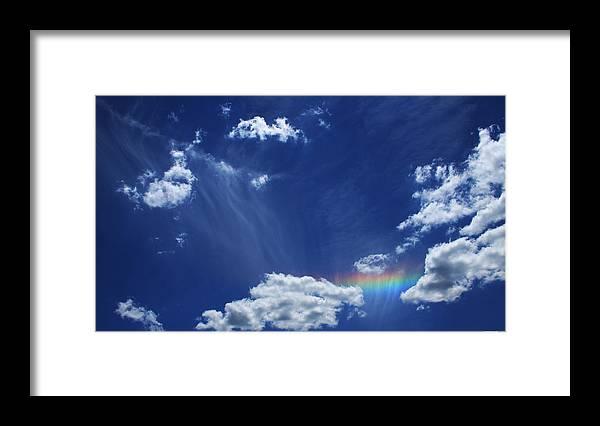 Nature Framed Print featuring the photograph Awaken by Linda Sannuti