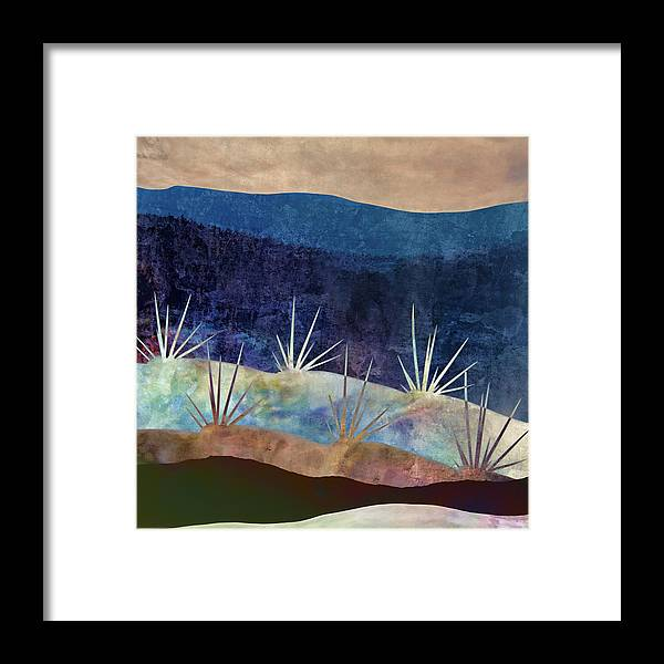 Baja Framed Print featuring the photograph Baja Landscape Number 2 by Carol Leigh