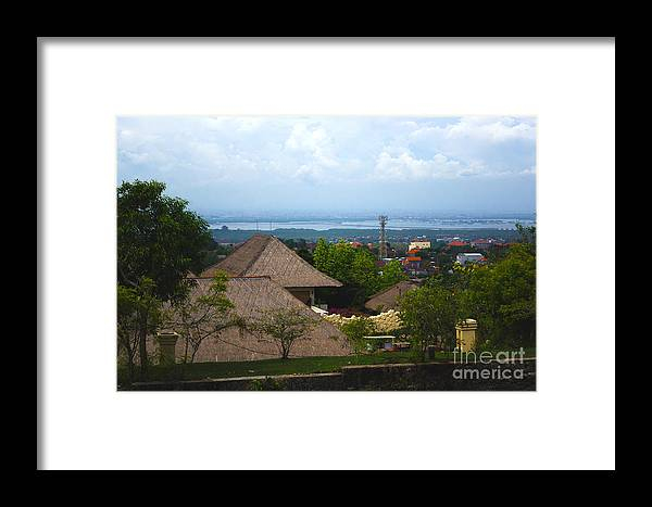 Beautiful Framed Print featuring the photograph Bali V by Cassandra Buckley
