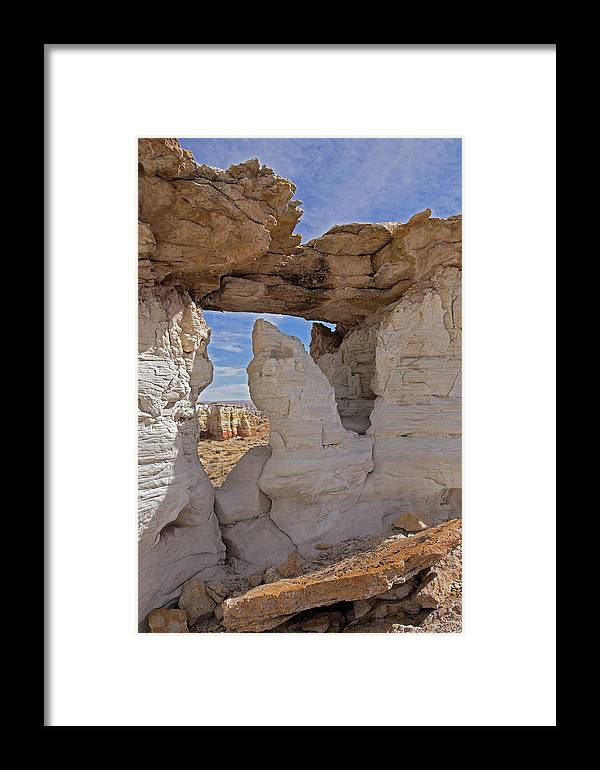 Ha Ho No Geh Framed Print featuring the photograph Barking Seal Window-v by Tom Daniel
