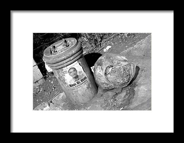 Photographer Framed Print featuring the photograph Bazura by Jez C Self