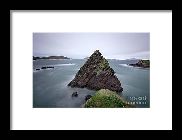 Kremsdorf Framed Print featuring the photograph Be Still And Listen by Evelina Kremsdorf