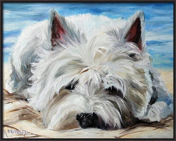 Beach Bum by Mary Sparrow