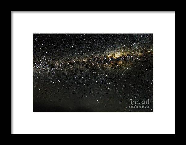 Nature Framed Print featuring the photograph Beauty Of The Sky by Mirko Chianucci