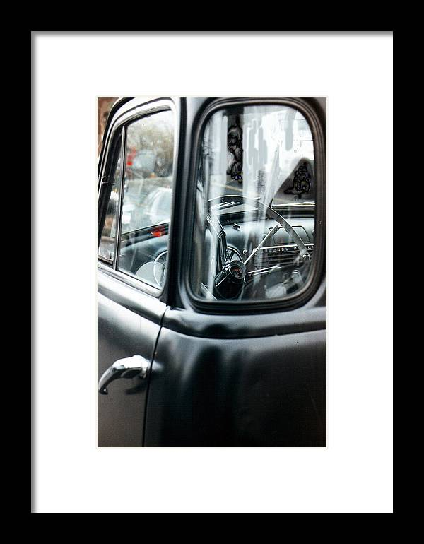 Truck Framed Print featuring the photograph Before by Paul Sandilands
