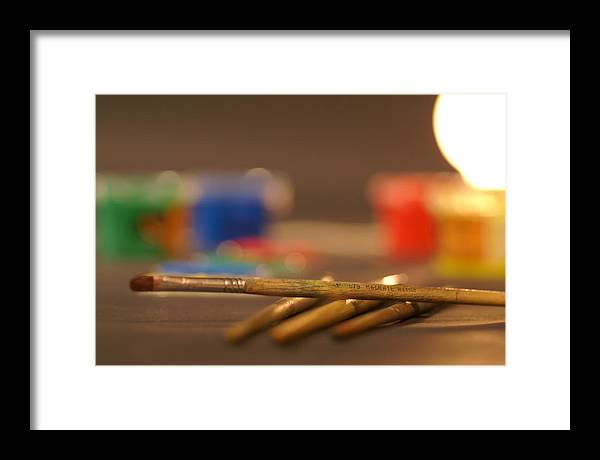 Still Life Framed Print featuring the photograph Before The Beginning by Vadim Grabbe
