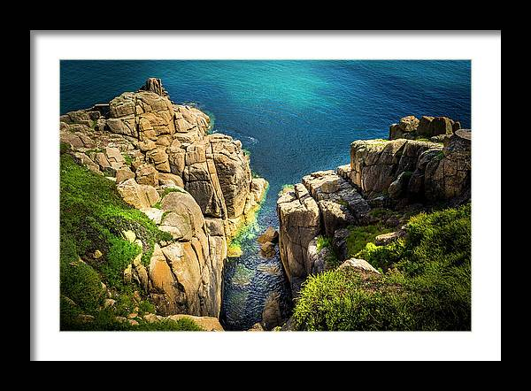 Behind the Minack #2 by Doug Grannell
