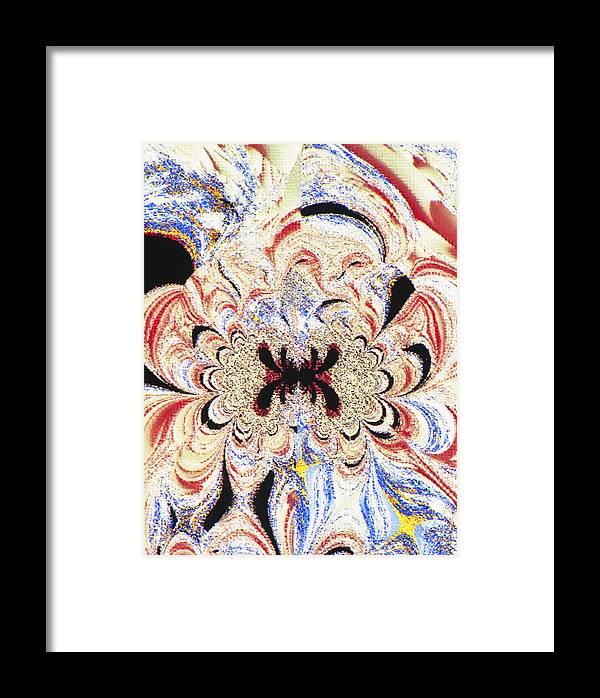 Abstract Framed Print featuring the photograph Believe by Johnny Aguirre