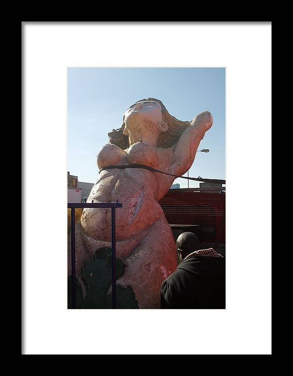 Jez C Self Framed Print featuring the photograph Bend My Back For You by Jez C Self