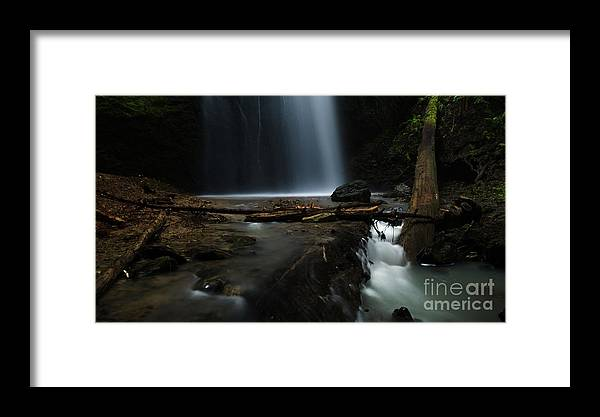 Beside Framed Print featuring the photograph Escape Velocity by Along The Trail