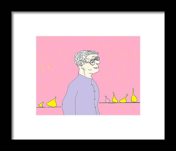 Chemist Framed Print featuring the digital art Better Lives Through Chemistry by Jim Taylor