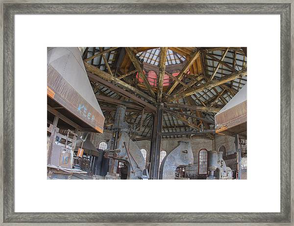 print photos from iphone blacksmith shop cambria steel co johnstown pa framed 15906