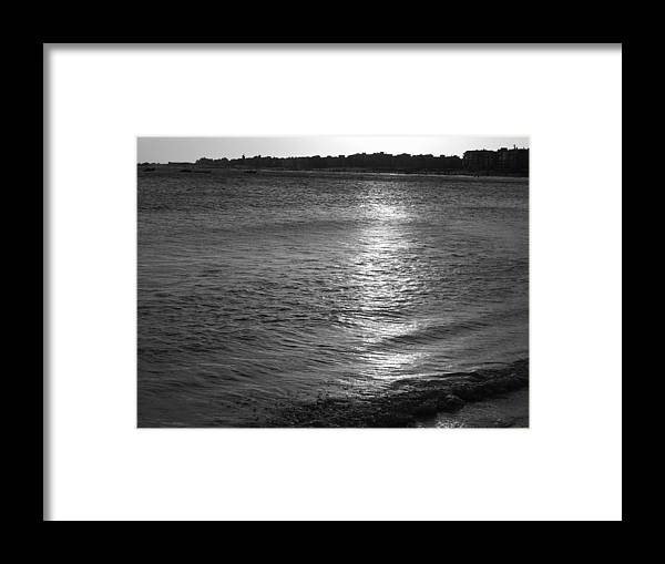 Bw Framed Print featuring the photograph Blanket by Beto Machado