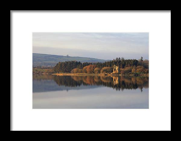 Lake Framed Print featuring the photograph Blessington Lakes by Phil Crean